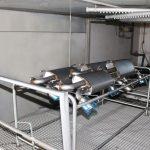 Energieeffiziente und kompakte Reinigungsanlage für Remus